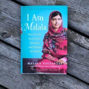 I Am Malala Hardcover Autobiography